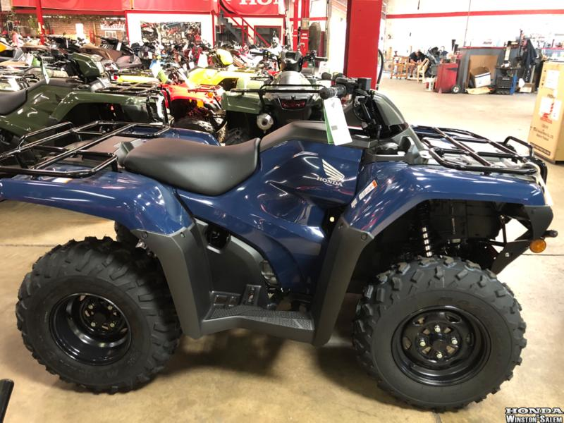 Honda 420 Rancher >> 2019 Honda Fourtrax Rancher 4x4 Honda Of Winston Salem