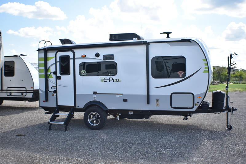 2019 Forest River Flagstaff E-Pro E19FBS 05835 | RV Land