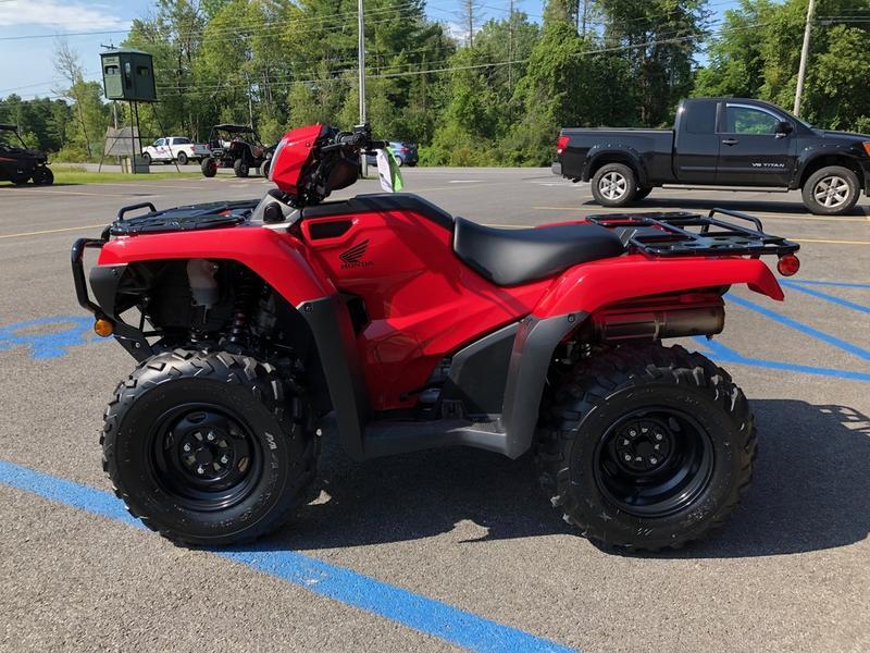 2020 Honda Trx520 Outdoor Motor Sports