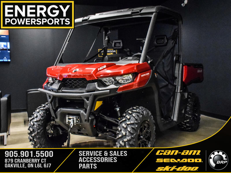 2019 Can-Am ATV Defender XT™ HD8 | 1 of 21