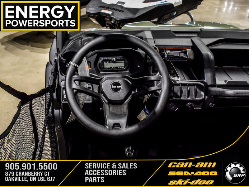 2019 Can-Am ATV Defender HD5 | 21 of 23