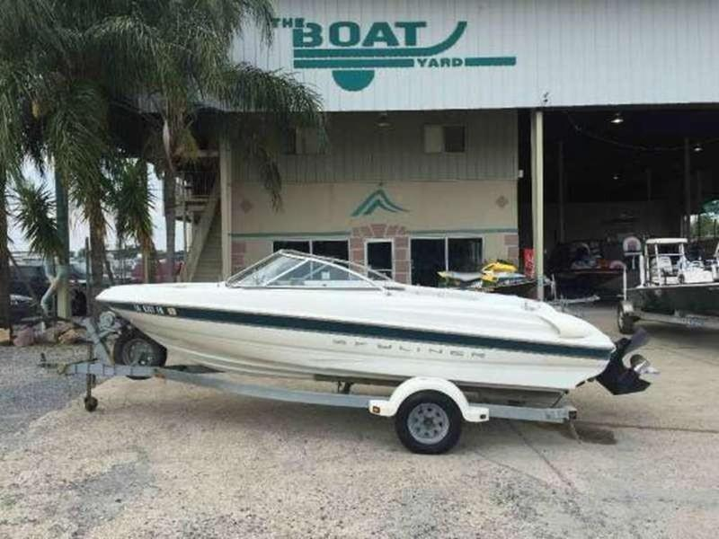 Used  2000 Bayliner CAPRI 1750 Bow Rider in Marrero, Louisiana