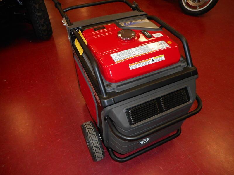 honda macandales generator product