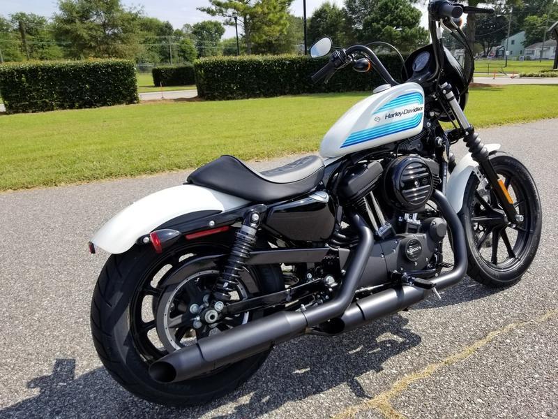 2019 Harley-Davidson® XL 1200NS - Sportster® Iron 1200 ...