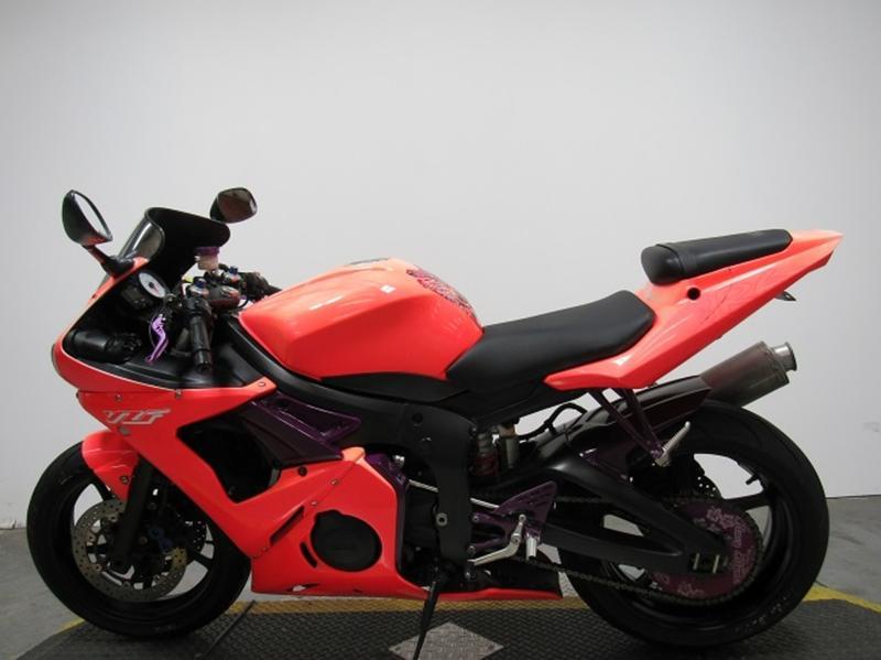 2003 Yamaha YZFR6 2