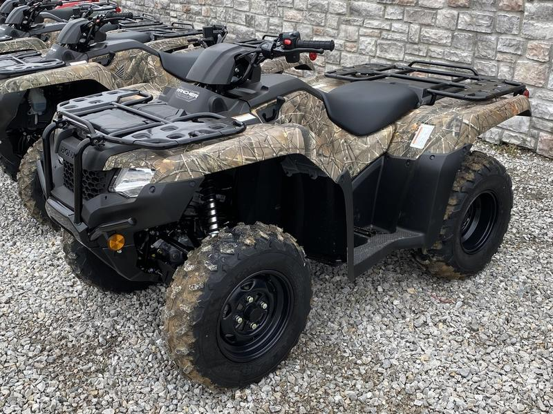 2020 Honda® FourTrax Rancher 4x4 Automatic DCT EPS
