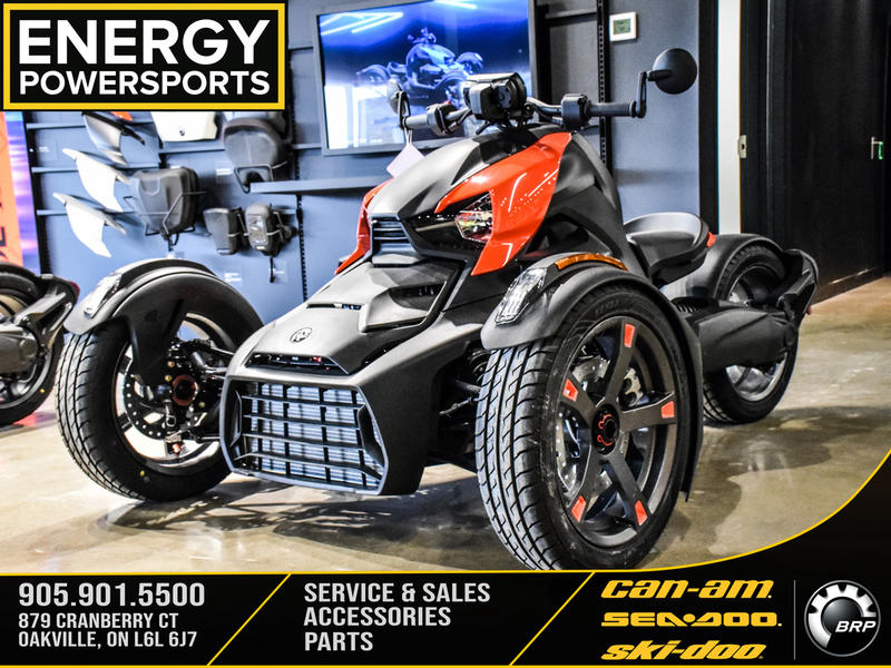 2019 Can-Am® Ryker 600 ACE™ | Energy Powersports