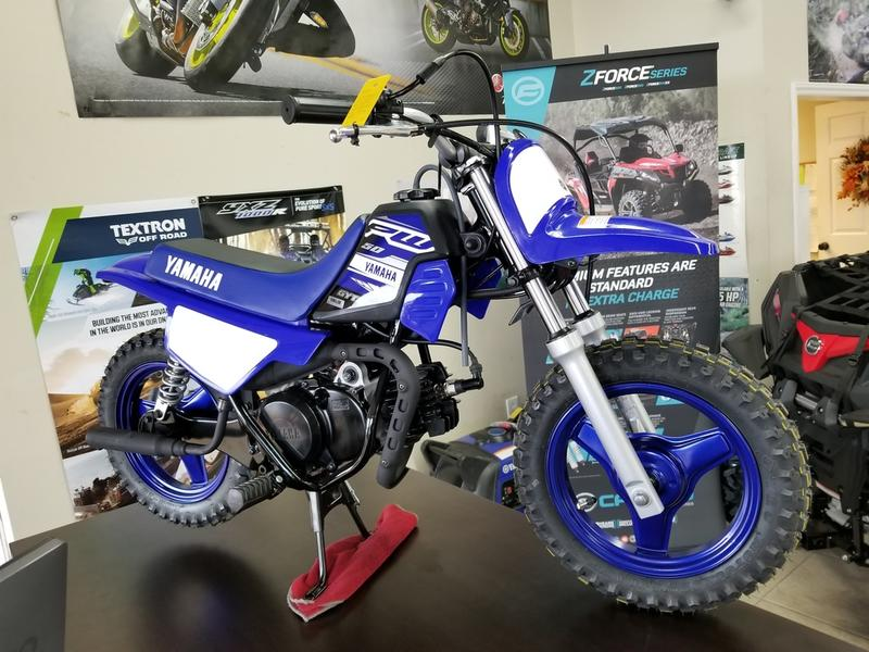 2018 Yamaha PW50 Y18065 | Full Throttle Powersports