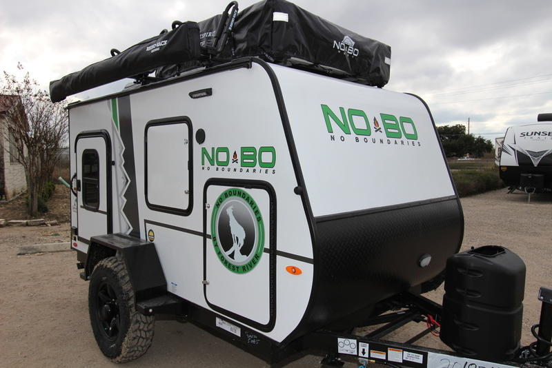 2019 Forest River No Boundaries 10 Series Nobo Nb10 6