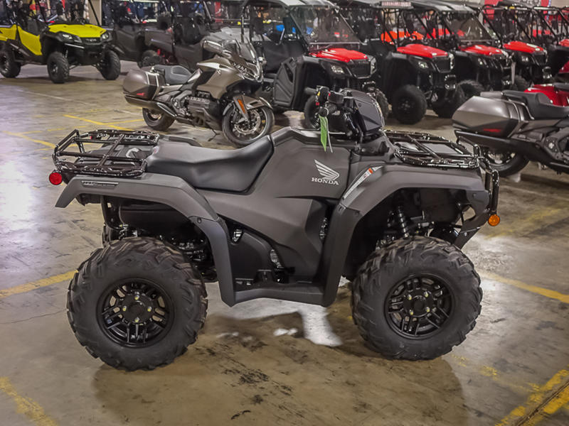 2019 Honda® Fourtrax Foreman Rubicon 4x4 Automatic Dct Eps Deluxe Rhsouthernhonda: Honda Rubicon Oil Filter Location At Gmaili.net