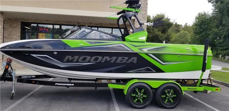 2019 MOOMBA CRAZ PRO DEMO for sale