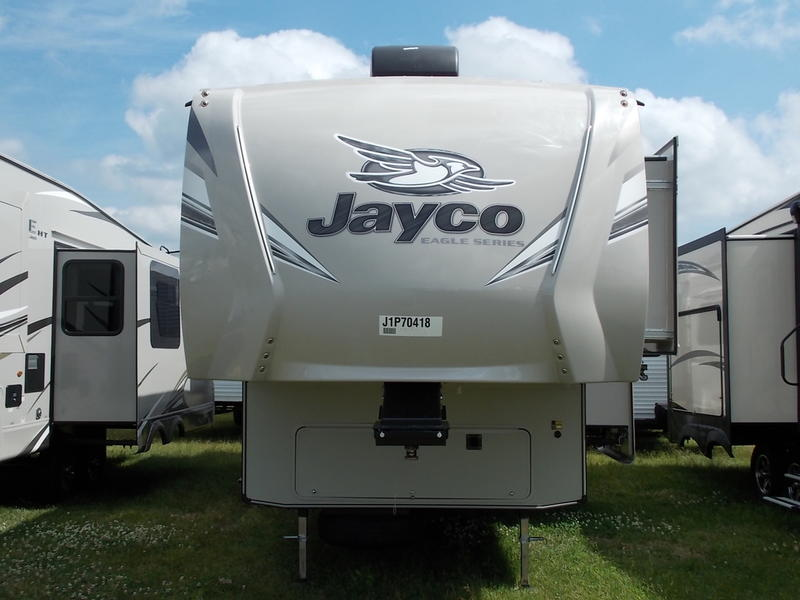 New  2018 Jayco Eagle HT Fifth Wheels 30.5MBOK Fifth Wheel in  McComb, Mississippi