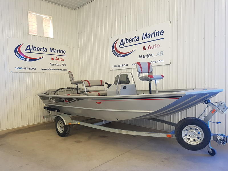 2019 G3 BOATS GATOR TOUGH 17 CCJ DLX for sale