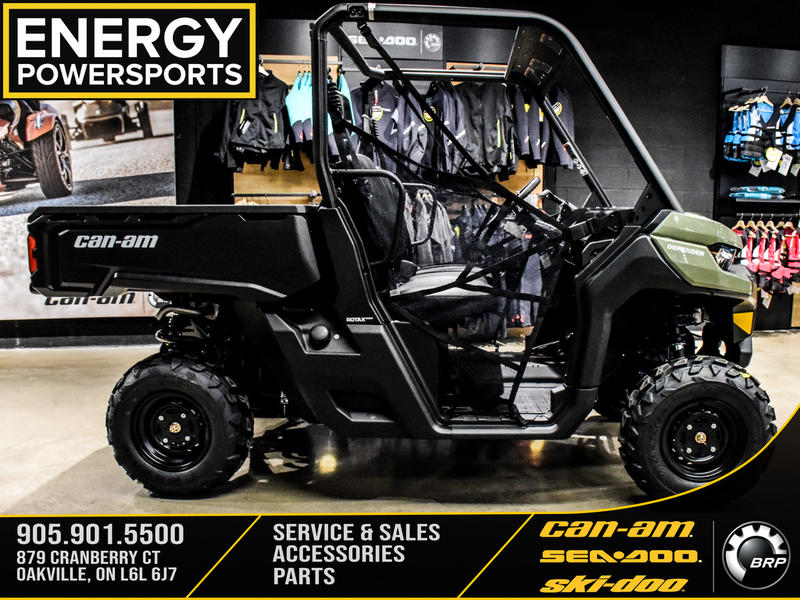 2019 Can-Am ATV Defender HD5 | 5 of 23