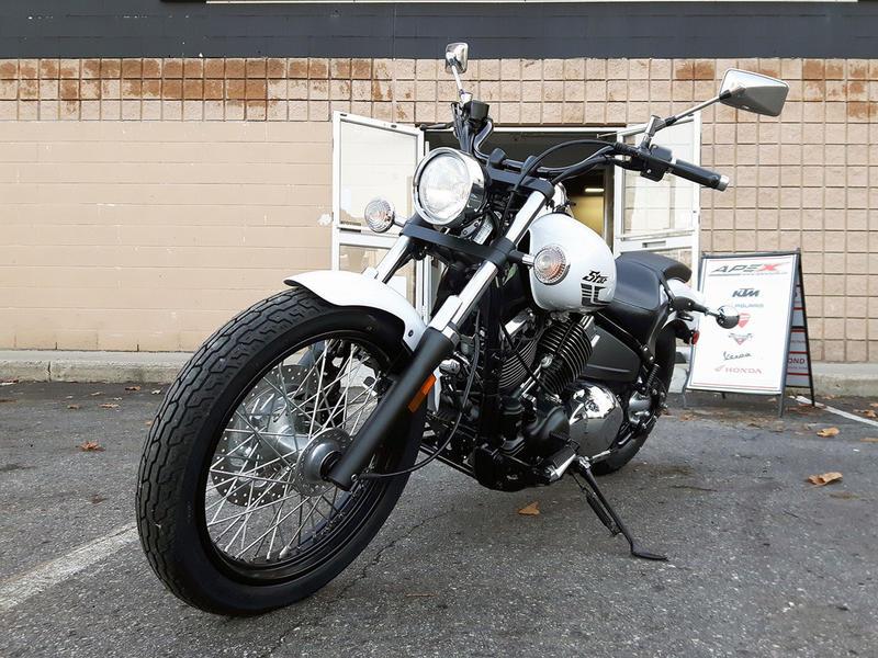 2018 Yamaha V-Star 650 Custom | Apex Cycle Sports