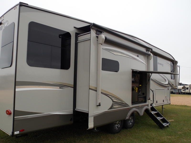 New  2020 Jayco Eagle 319MLOK Fifth Wheel in  McComb, Mississippi