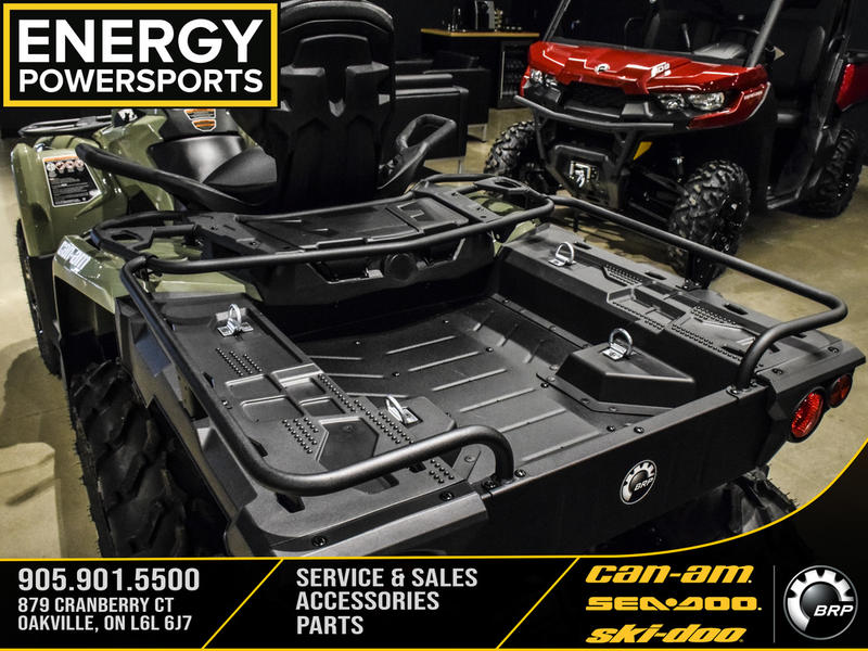 2019 Can-Am ATV Outlander™ Max 6x6 DPS™ 450 | 9 of 20