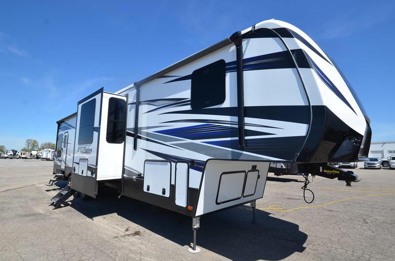 2020 Keystone RV FZ429 TOY HAULER | Holman RV