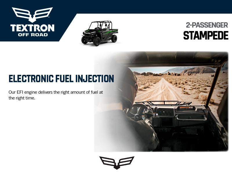 2018 Textron Off Road Stampede | Enumclaw Powersports