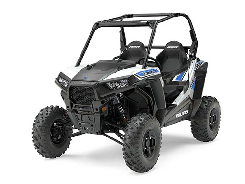 2017 Polaris RZR-S-900-White-Lightning