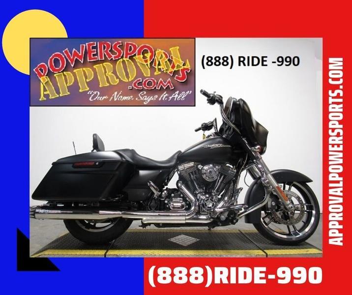 2014 Harley-Davidson FLHX - Street Glide for sale 245366