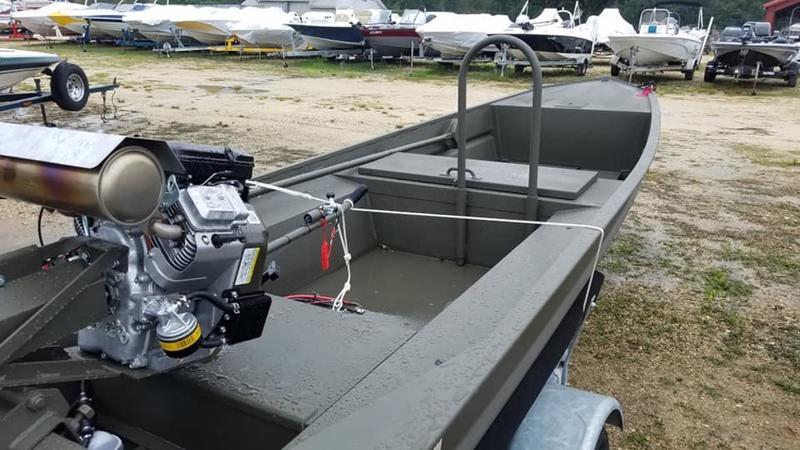 New  2018 GO-DEVIL Duck Hunting 16x38 Aluminum Fish Boat in Hammond, Louisiana