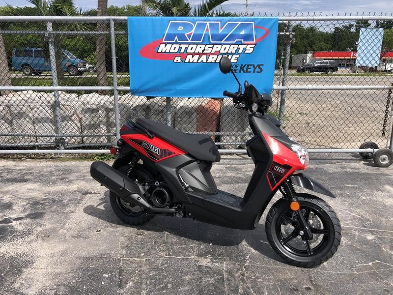 2018 Yamaha Zuma 125   Riva Motorsports Miami