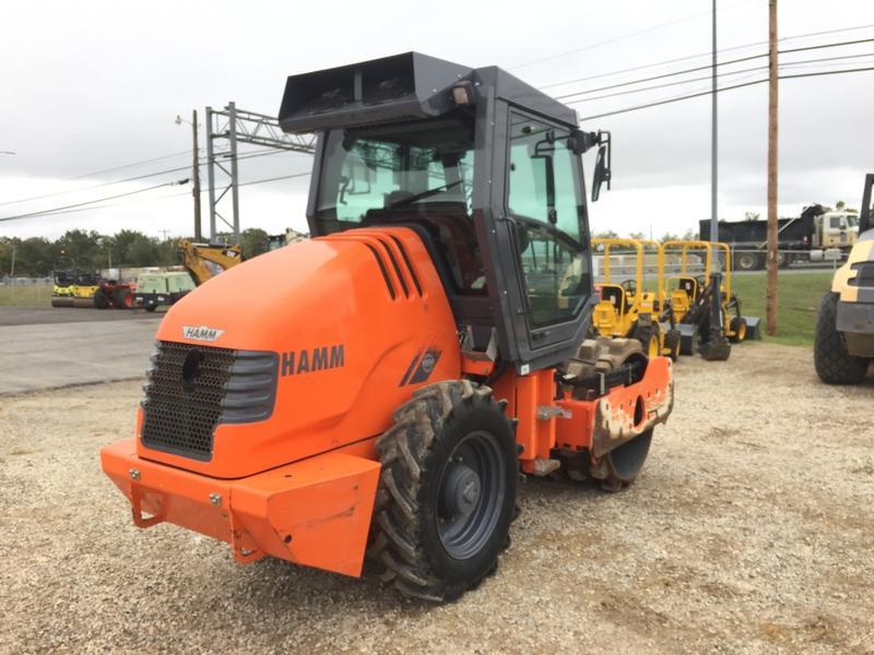 2014 HAMM 3205 Drum / Roller Compactor