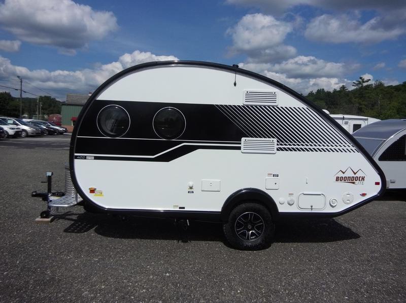 2020 Nucamp T B Teardrop Campers 400 Boondock Lite 2910