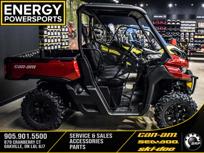2019 Can-Am ATV Defender XT™ HD8 | 6 of 21
