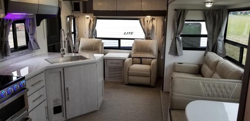 2020 Travel Lite Evoke Model L Langdon Polaris 174 Amp Rv