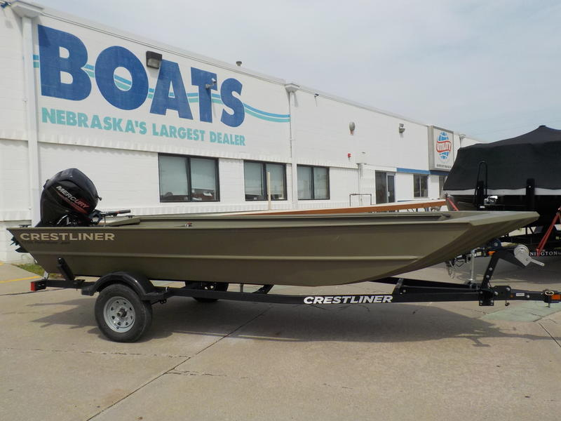 2016 CRESTLINER RETRIEVER JON 1756 for sale