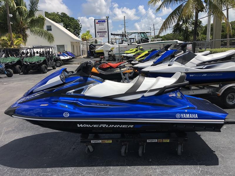 2019 Yamaha VX Cruiser | Riva Motorsports & Marine of The Keys