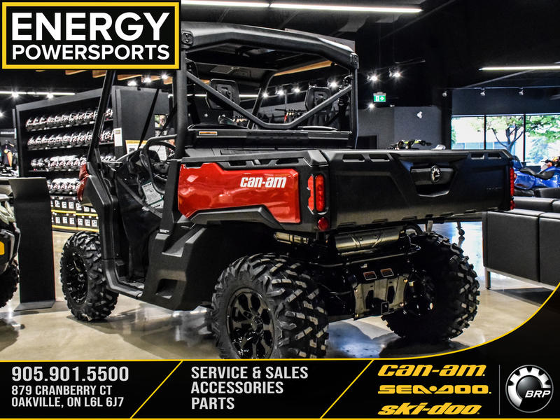 2019 Can-Am ATV Defender XT™ HD8 | 3 of 21