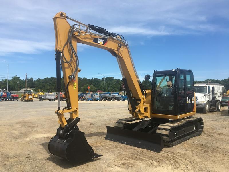 2018 Caterpillar 308E2 CR MINI EXCAVATOR 577896 Mini Excavator