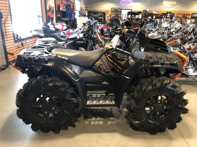 2019 Polaris® Sportsman XP® 1000 High Lifter Edition Stealth