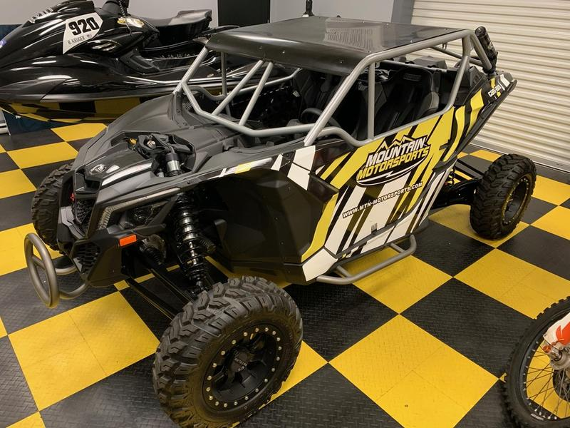 2019 Can Am Maverick X3 X Rs Turbo R Mountain
