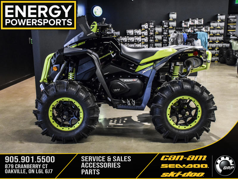 2020 Can-Am ATV Renegade® X® mr 1000R | 2 of 23