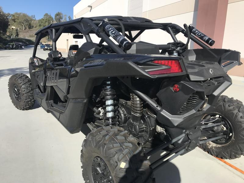 2019 Can-Am� Maverick X3 MAX X rs Turbo R 5
