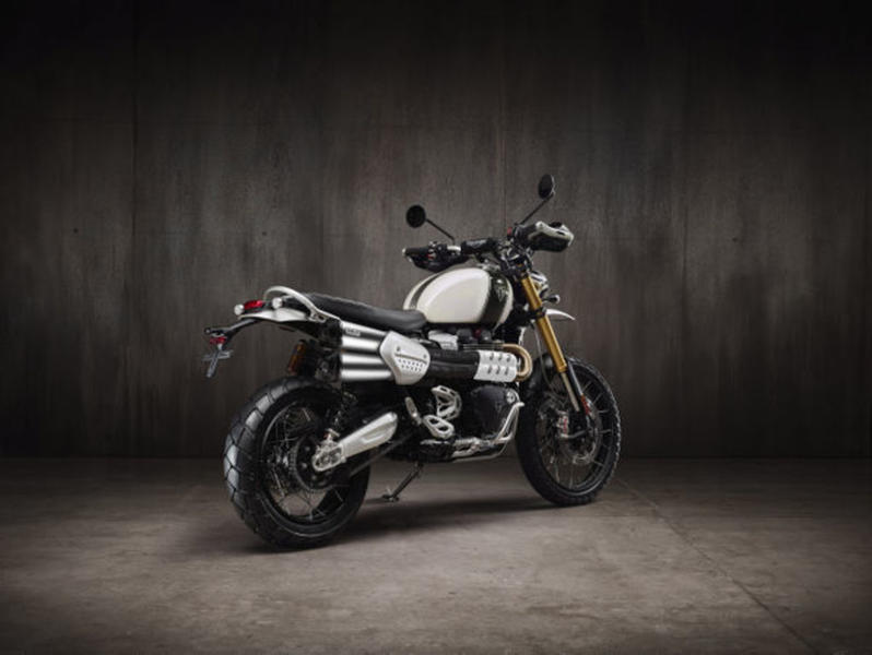 2019 Triumph Scrambler 1200 Xe Showcase International Motorsports