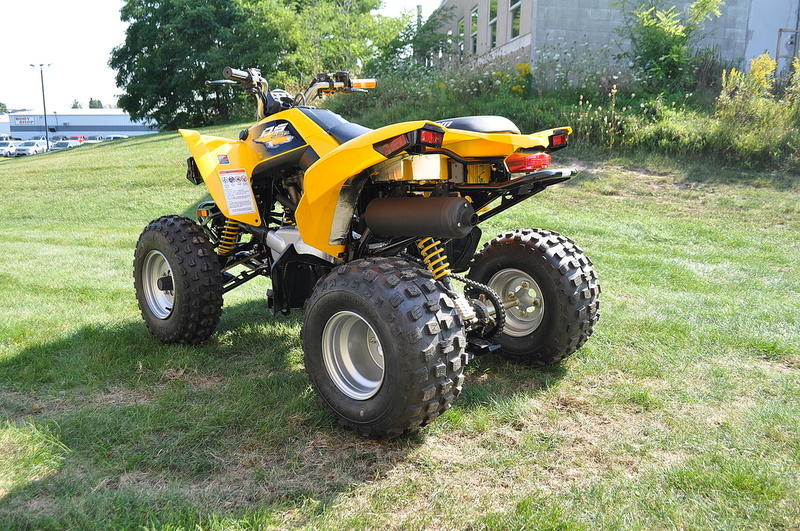 2018 Can-Am™ DS 250 3