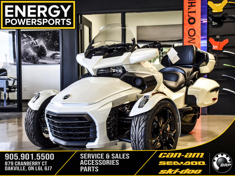 2019 Can-Am ATV Spyder® F3 Limited Dark | 1 of 23