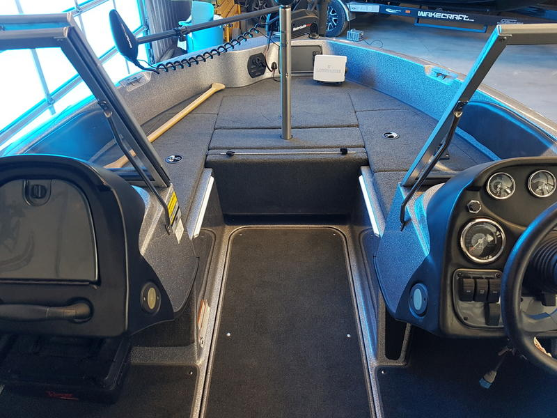 2007 Ranger Boats boat for sale, model of the boat is 1850 VS Reata & Image # 6 of 7