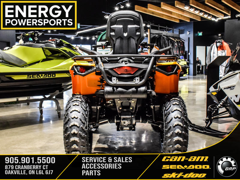 2019 Can-Am ATV Outlander™ MAX DPS™ 450 | 4 of 19