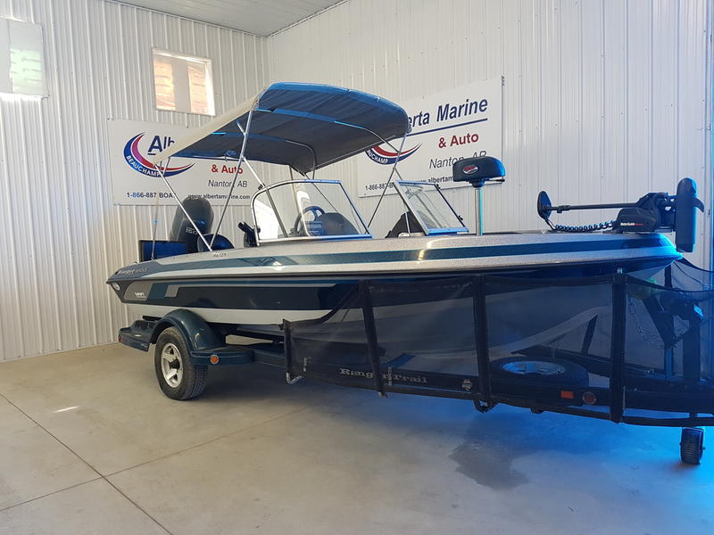 For Sale: 2007 Ranger Boats 1850 Vs Reata ft<br/>Alberta Marine