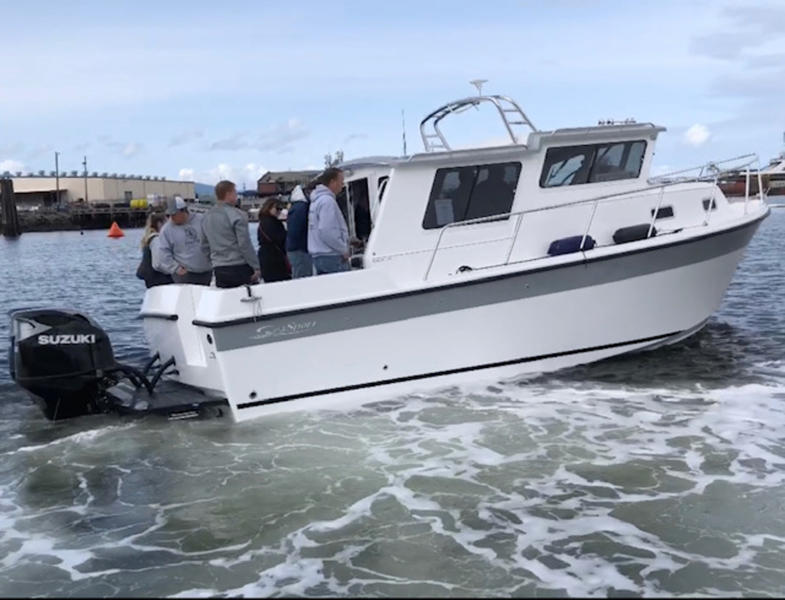 2019 SeaSport Voyager 3000 Stock: SS10121 | Master Marine