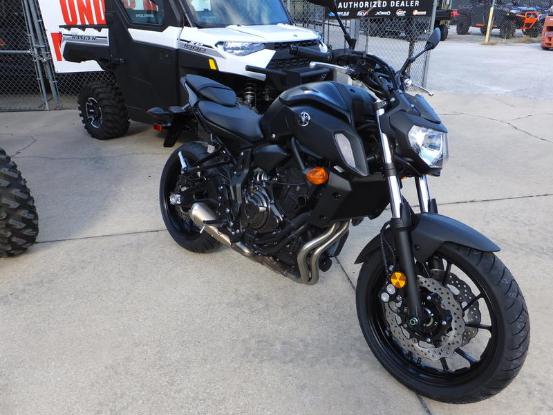 2019 Yamaha Mt 07 St Johns Powersports And Marine