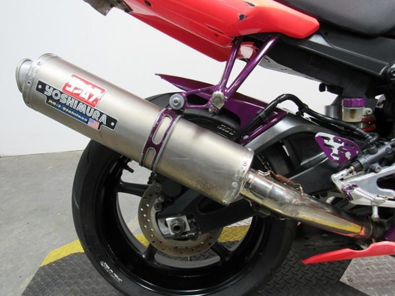 2003 Yamaha YZFR6 3
