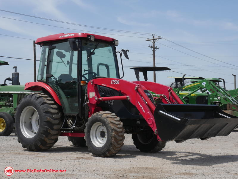 1900 TYM Tractors T503 Stock: 14149 | Big Red's Equipment Sales