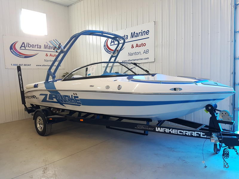 For Sale: 2017 Wakecraft Zr Wake ft<br/>Alberta Marine